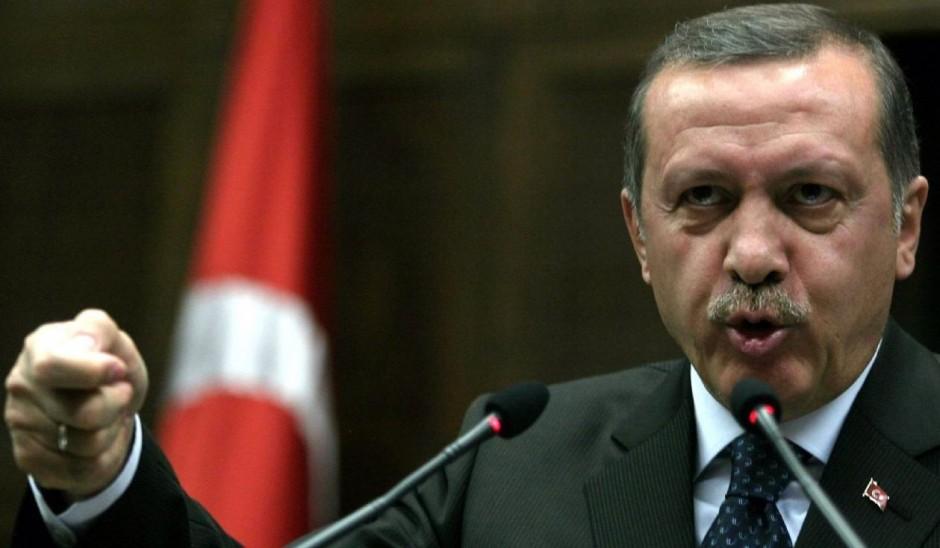 Recep Tayyip Erdogan.