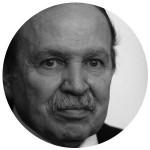 Abdelaziz Buteflika, presidente de Argelia.
