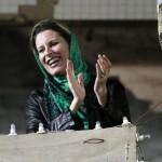 La única hija viva de Gadafi