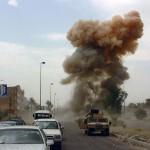 Lunes negro en Irak