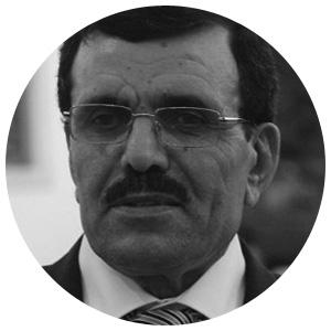 Alí Larayedh.