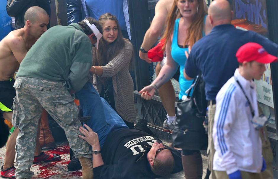 El atentado contra la maratón de Boston fue obra de dos 'lobos solitarios'.