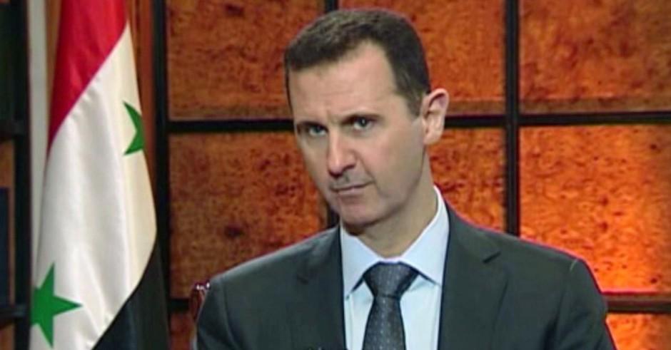 Bashar al Asad.