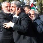 Hamás sigue donde estaba