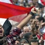 Uno de los jóvenes que participaron en la 'primavera árabe' egipcia.