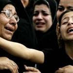 mujeres-iraquíes-llorando