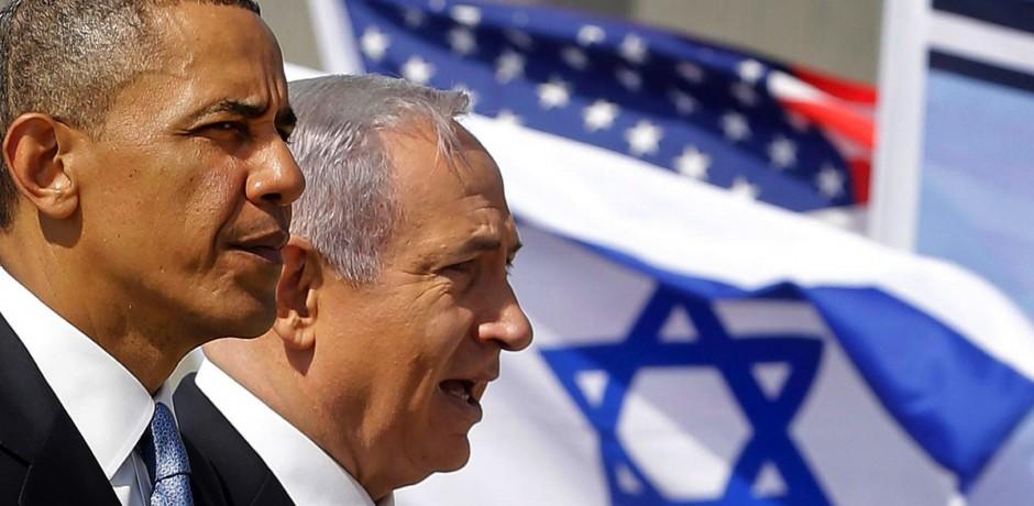 Barack Obama y Benjamín Netanyahu.
