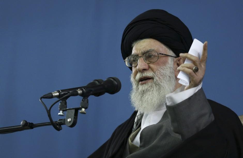 Alí Jamenei, Líder Supremo de la República Islámica de Irán.