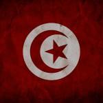 Bandera de Túnez.