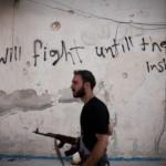 Sí, apoyen a los rebeldes sirios