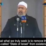 Contra Israel hasta la muerte de todos los musulmanes