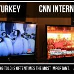 Clamor en Turquía contra los medios locales