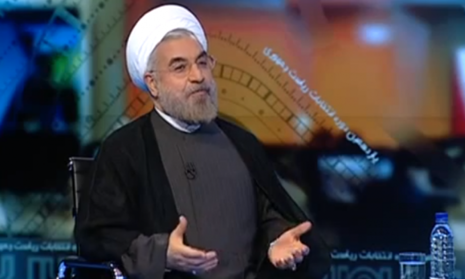 Hasán Ruhaní.