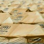 La vida en un campo de refugiados sirios