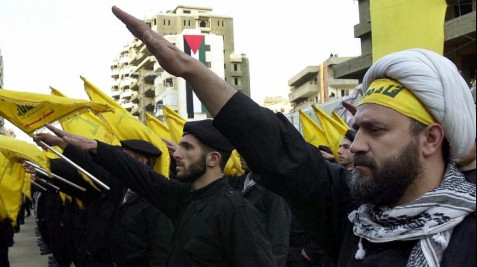 desfile hezbolá