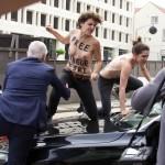 Femen vuelve a la carga