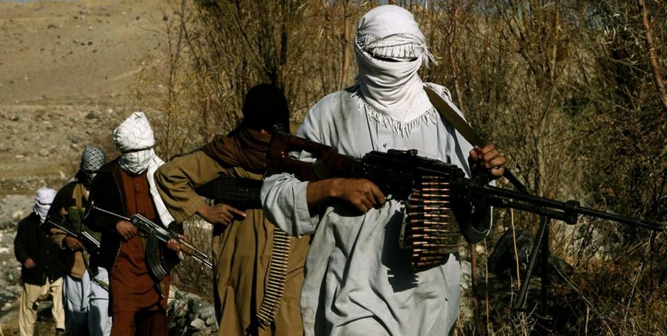 Talibanes.