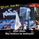 «Aparta tus manos de los musulmanes, América»