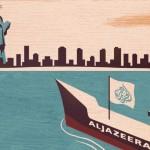 Al Yazira, en Estados Unidos