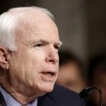 McCain pide que se suspenda la ayuda al Ejército egipcio