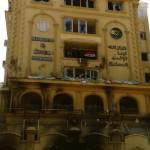 La sede de los Hermanos Musulmanes, arrasada