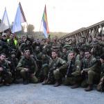 Espadas drusas contra Hezbolá