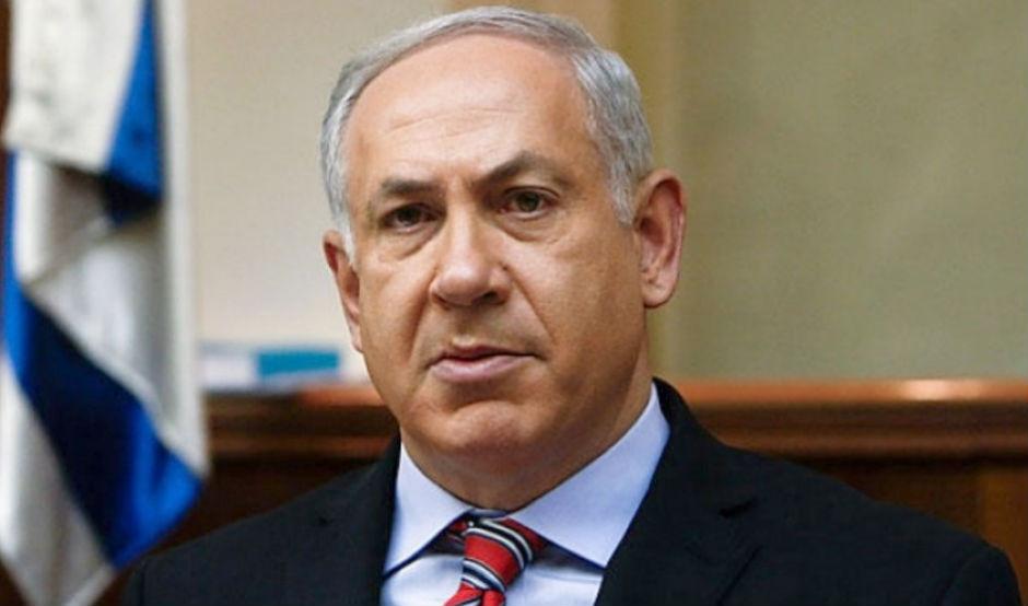 Benjamín Netanyahu.
