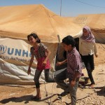 La falta de fondos agrava la situación de los refugiados sirios