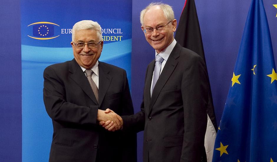 Abbas-Van-Rompuy