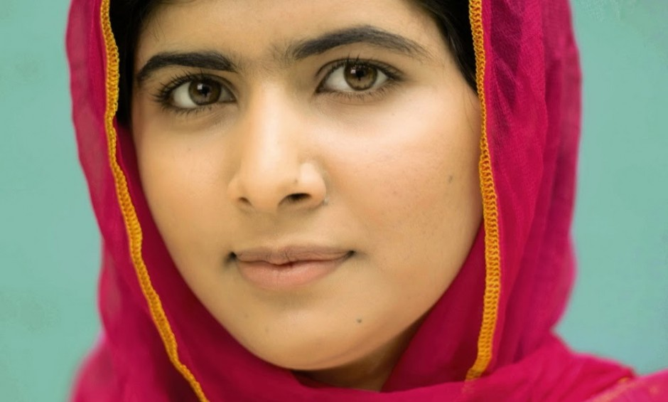 Malala Yusafzai.