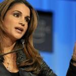 Rania, contra el extremismo islámico