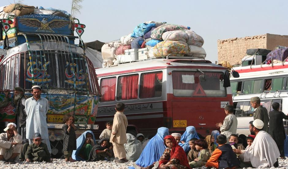 Refugiados-afganos