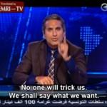 Basem Yusef, contra los fascistas de todas las partidas