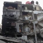 Los rebeldes sirios rinden su principal bastión