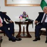 Reunidos por sorpresa para hablar de la paz con Israel