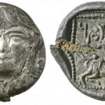 La 'primera' moneda judía