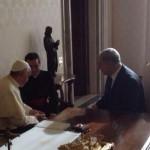 Un libro sobre la Inquisición para el Papa
