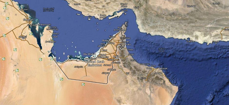 Emiratos Árabes Unidos.