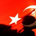 Bandera de Turquía.