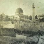 Las primeras fotos de Jerusalén