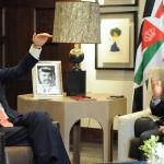 Jordania dice no a la 'conspiración' de Kerry