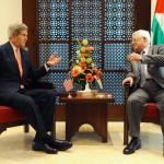 Kerry se alinea con Abás y la Liga Árabe