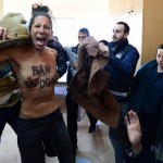 Las Femen quieren 'prohibir' a Erdogan