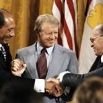 Y Sadat y Beguin firmaron la paz