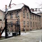 Palestinos criticados por visitar Auschwitz