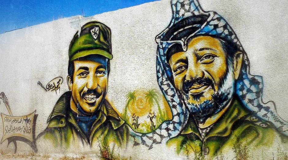 abu yihad yaser arafat