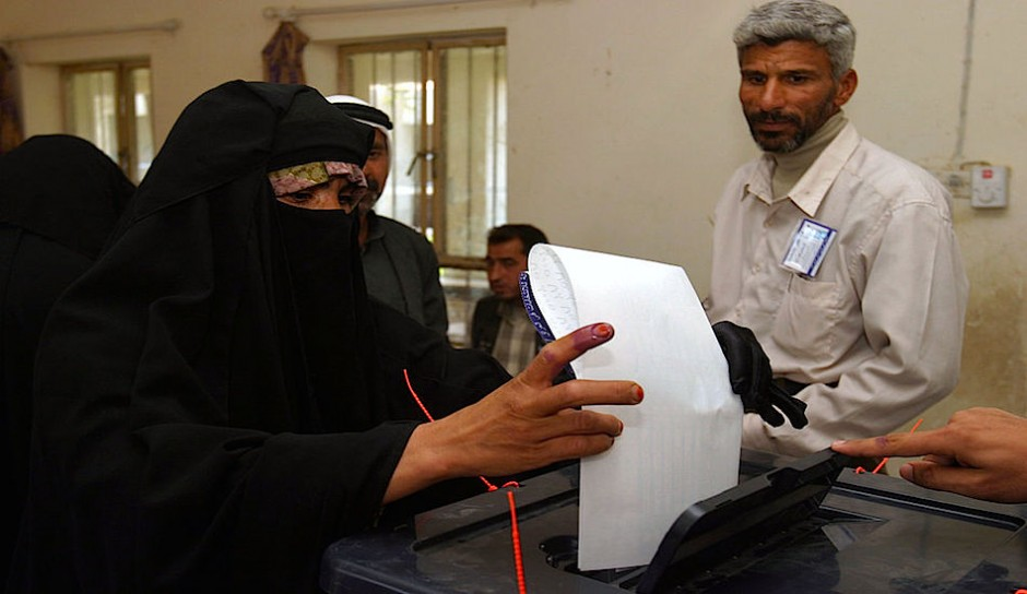 elecciones irak