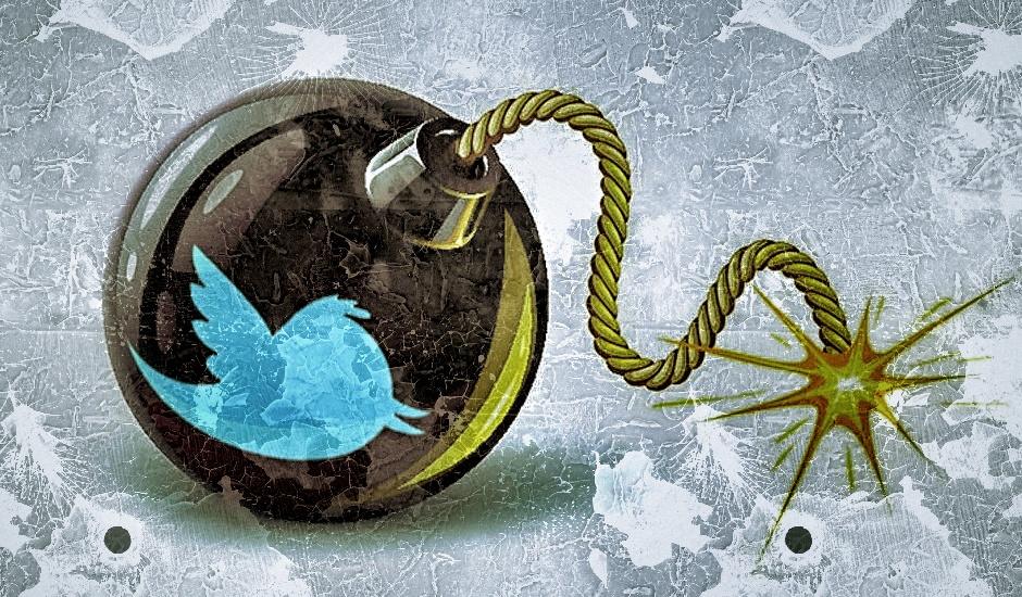 twitter bomb_Snapseed