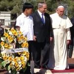 Los palestinos, el Papa y la paz