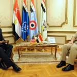 Kerry pide a Sisi más reformas democráticas